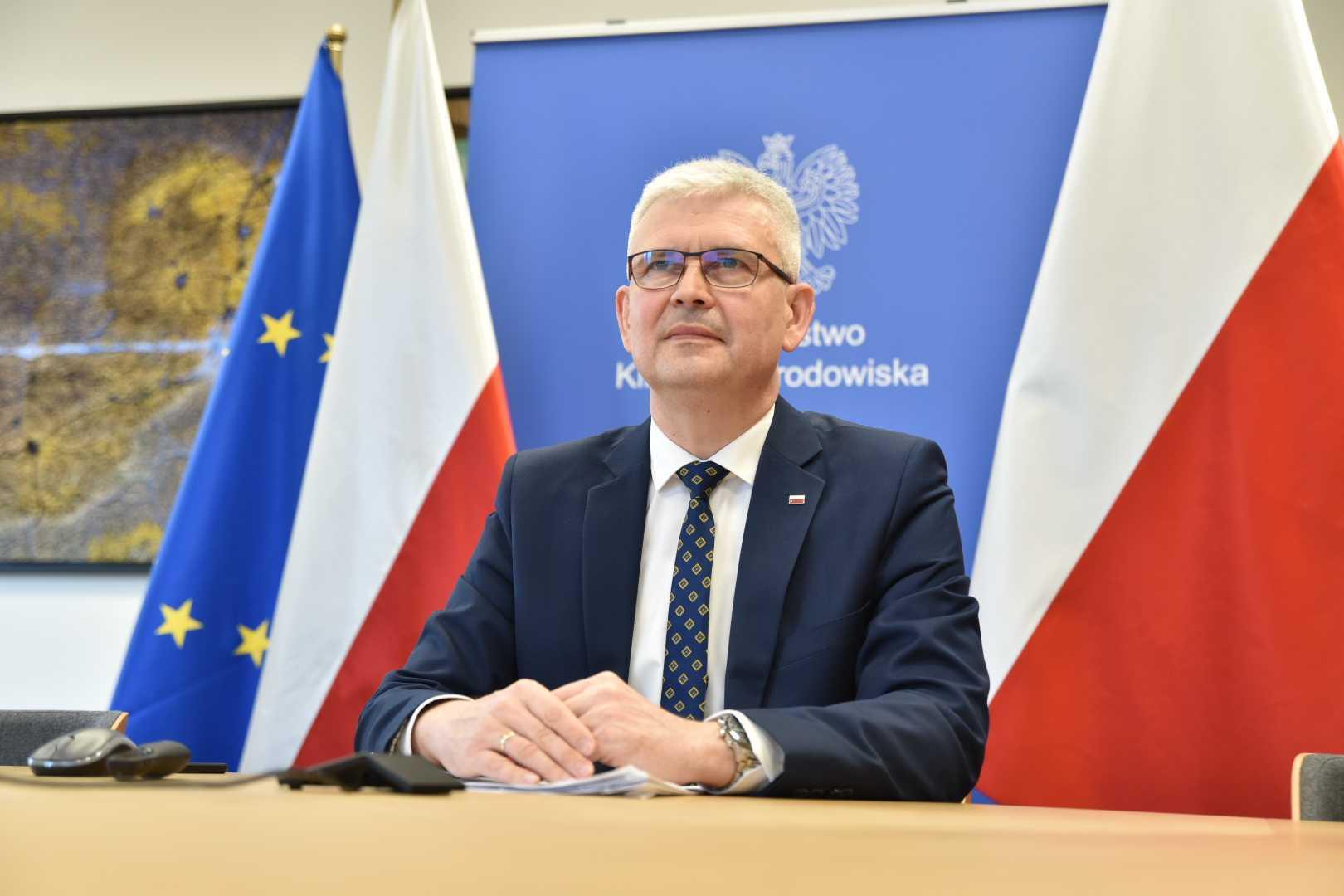 Minister Zyska